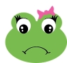 frog-sad