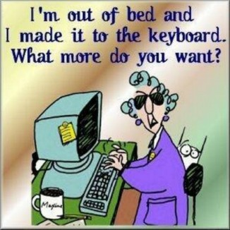 Image result for writing maxine