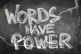 Words Have Power - Jean's Writing