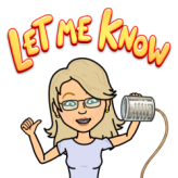 Bitmoji Jean Cogdell wants to know
