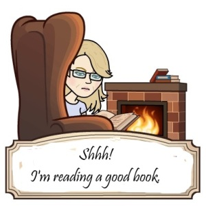 Quite, reading a good book