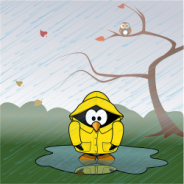 Rain storm cartoon - Pixabay