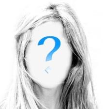 Faceless woman www.jeanswriting.com