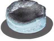 Fallen Cake from Jean's Writing