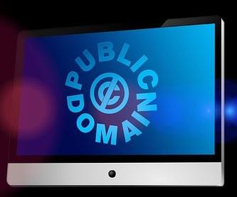 public domain screen