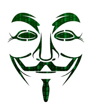 Hacker face