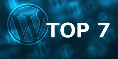 WordPress top 7 blogs for Jean's Writing
